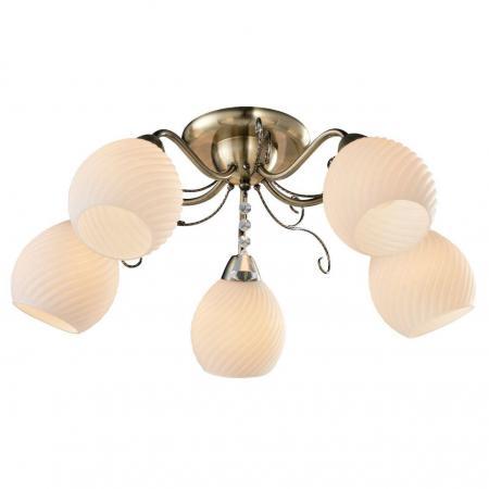 Потолочная люстра Arte Lamp 54 A6373PL-5AB люстра arte lamp a6373pl 5ab