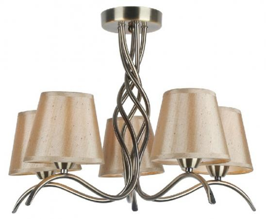 Потолочная люстра Arte Lamp 60 A6569PL-5AB люстра на штанге arte lamp glorioso a6569pl 5ab