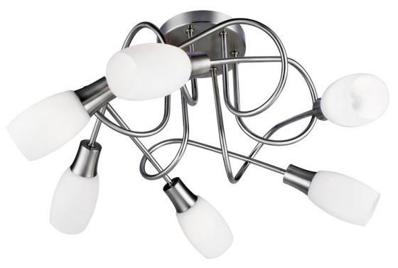 Потолочная люстра Arte Lamp A4591PL-6SS