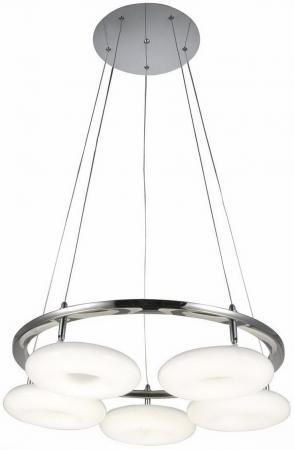 Подвесная светодиодная люстра ST Luce SL903.103.05 st luce подвесная люстра st luce genere sl161 703 08