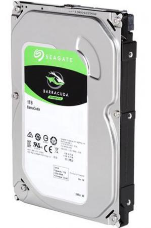 Жесткий диск 3.5 1Tb 7200rpm 64Mb cache Seagate BarraCuda 3.5 SATAIII ST1000DM010 бра eglo 86715