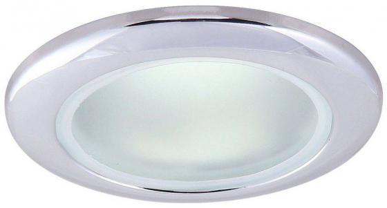 Встраиваемый светильник Arte Lamp Aqua A2024PL-1CC arte lamp aqua a2024pl 3ss