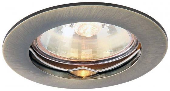 Встраиваемый светильник Arte Lamp Basic A2103PL-1AB все цены