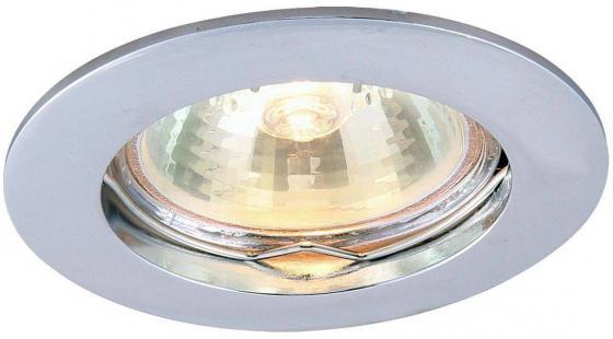 все цены на Встраиваемый светильник Arte Lamp Basic A2103PL-1CC онлайн