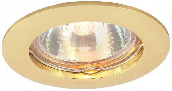 Встраиваемый светильник Arte Lamp Basic A2103PL-1GO цена