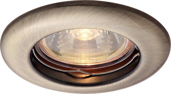 Встраиваемый светильник Arte Lamp Praktisch A1203PL-1AB цена 2017
