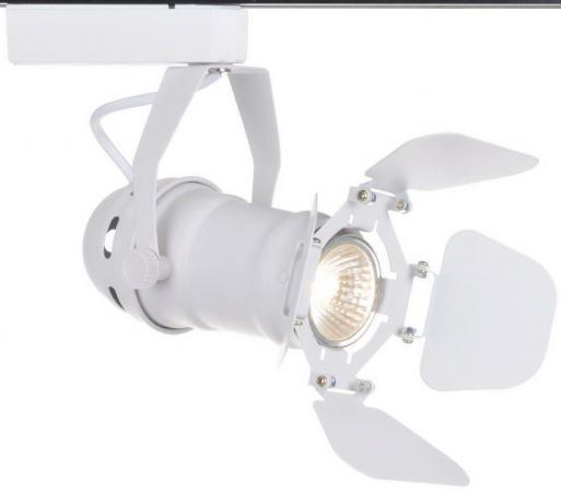 Трековый светильник Arte Lamp Track Lights A5319PL-1WH nowley 8 5319 0 1