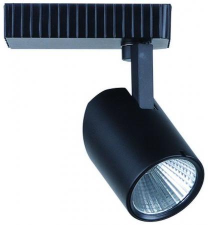 Трековый светодиодный светильник Arte Lamp Track Lights A3607PL-1BK