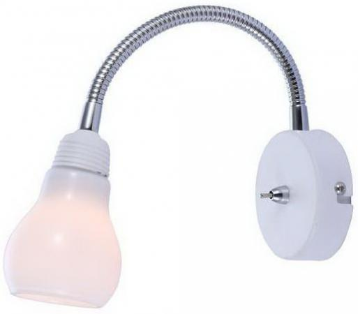 Спот Arte Lamp Lettura A5271AP-1WH спот arte lamp lettura арт a5271ap 1cc
