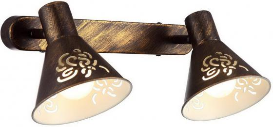Спот Arte Lamp Cono A5218AP-2BR спот arte lamp cono a5218ap 2br