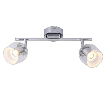 Светодиодный спот Arte Lamp 14 A1558AP-2CC светодиодный спот arte lamp 12 a8971ap 2cc