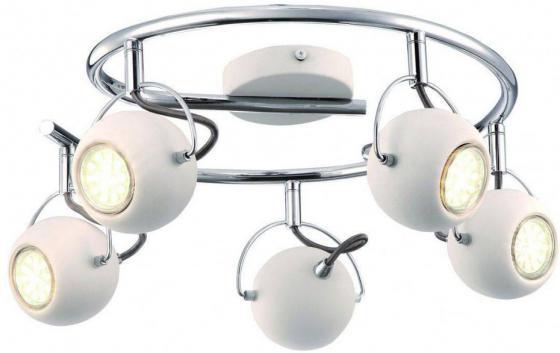 цена на Спот Arte Lamp 86 A9128PL-5WH