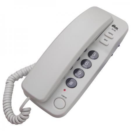 Телефон Ritmix RT-100 серый цена и фото