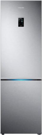 Холодильник Samsung RB34K6220SS серебристый refrigerator samsung rb34k6220ss