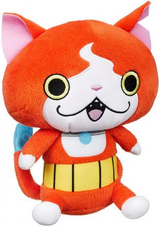 Фигурка Hasbro Yokai Watch ЙО-КАЙ ВОТЧ: Плюш В ассортименте B5949 hasbro yokai watch b5943 йо кай вотч часы