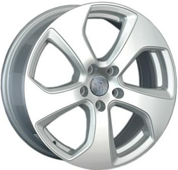 Диск Replay SK99 6.5xR16 5x112 мм ET50 Silver литой диск nz wheels sh655 6x15 5x112 d57 1 et47 silver