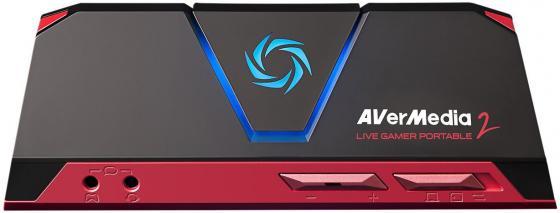 Карта видеонаблюдения внешний Avermedia Live Gamer Portable 2 HDMI цена и фото