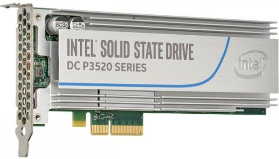 Твердотельный накопитель SSD M.2 1.2Tb Intel P3520 Series Read 1700Mb/s Write 1300Mb/s PCI-E SSDPEDMX012T701 943979
