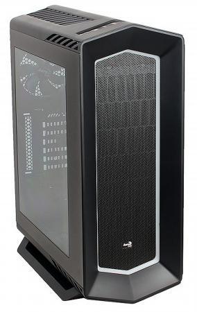 Корпус ATX Aerocool P7-C1 Без БП чёрный aerocool p7 c1 white компьютерный корпус