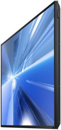Фото - Плазменный телевизор LED 32 Samsung DM32E черный 1920x1080 60 Гц Wi-Fi VGA HDMI USB RJ-45 RS-232 DVI видеоняня samsung wi fi видеоняня smartcam snh c6417bn