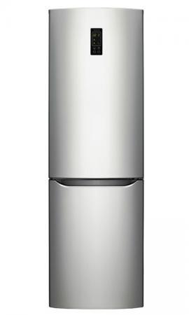 Холодильник LG GA-B419SMQL серебристый холодильник lg ga b489yaqz серебристый