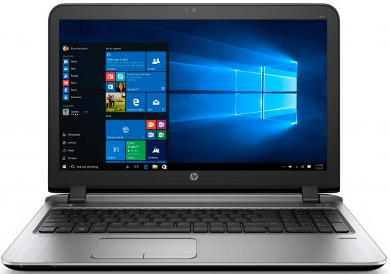 Ноутбук HP ProBook 450 G3 15.6 1366x768 Intel Core i5-6200U SSD 128 4Gb Intel HD Graphics 520 черный Windows 7 Professional + Windows 10 Professional W4P61EA ноутбук lenovo thinkpad edge e560 15 6 1366x768 intel core i5 6200u 500gb 8 ssd 4gb intel hd graphics 520 черный windows 7 professional windows 10 professional 20ev0010rt