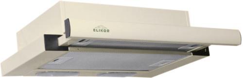 Вытяжка встраиваемая Elikor Интегра 45П-400-В2Л кремовый встраиваемая вытяжка elikor интегра 45п 400 в2л крем крем