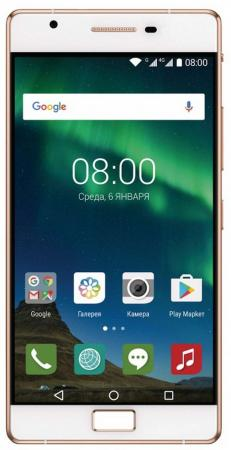 Смартфон Philips Xenium X818 шампань 5.5 32 Гб LTE Wi-Fi GPS 3G philips hr 1608 00 daily collection