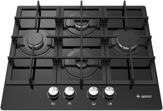 Варочная панель газовая Gefest ПВГ 2231 К3 черный
