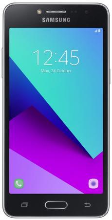 Смартфон Samsung Galaxy J2 Prime черный 5 8 Гб LTE Wi-Fi GPS 3G SM-G532FZKDSER смартфон samsung galaxy j3 2016 белый 5 8 гб lte wi fi gps 3g duos sm j320fzwdser