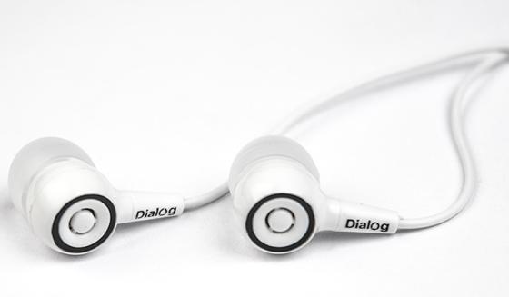 Фото - Наушники Dialog EP-10 белый наушники dialog ep 03 белый