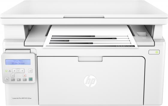 МФУ HP LaserJet Pro M132nw G3Q62A ч/б A4 22ppm 1200?1200dpi 256Mb Ethernet USB