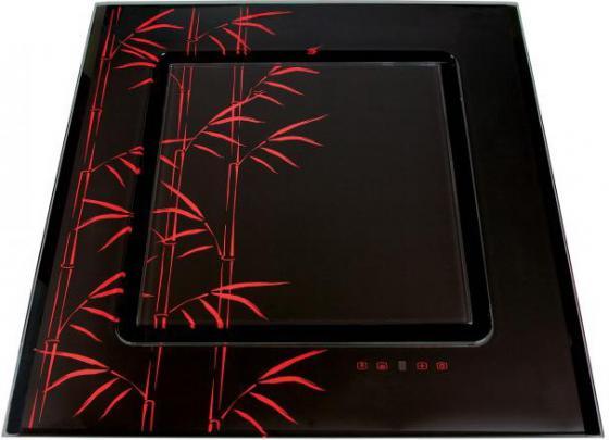 Вытяжка каминная Elikor Оникс ART-60П-1000-Е4Г черный /бамбук цена и фото