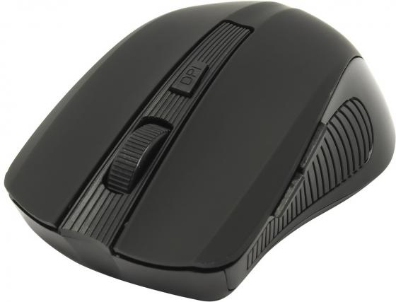 все цены на Мышь беспроводная Sven RX-345 чёрный USB + радиоканал онлайн