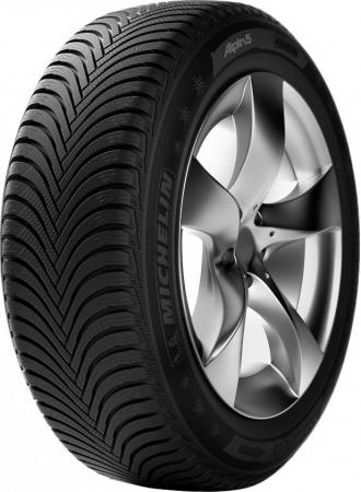 Шина Michelin Alpin A5 215/45 R16 90H зимняя шина michelin agilis alpin 205 75 r16 110 108r н ш