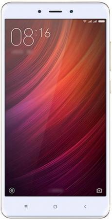 Смартфон Xiaomi Redmi Note 4 золотистый 5.5 64 Гб LTE Wi-Fi GPS 3G REDMINOTE4G64GB смартфон xiaomi redmi note 4 черный 5 5 64 гб lte wi fi gps 3g redminote4bl64gb