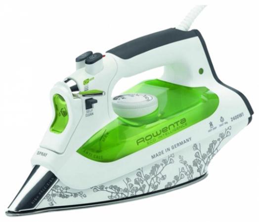 все цены на Утюг Rowenta DW6020D1 2400Вт зелёный онлайн