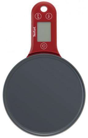 Весы кухонные Tefal BC2530V0 красный весы кухонные tefal bc5104v1 красный рисунок