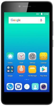 Смартфон Micromax Q409 серый 5 8 Гб LTE Wi-Fi GPS 3G смартфон micromax a107 серый 4 5 8 гб wi fi gps 3g