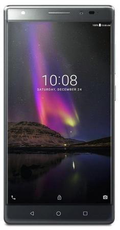 Смартфон Lenovo Phab 2 Plus PB2-670M черный 6.4 32 Гб LTE Wi-Fi GPS 3G ZA1C0033RU смартфон asus zenfone live zb501kl золотистый 5 32 гб lte wi fi gps 3g 90ak0072 m00140