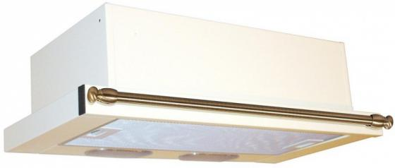 Вытяжка встраиваемая Elica Интегра 60П-400-В2Л белый встраиваемая вытяжка elikor интегра 60 крем крем