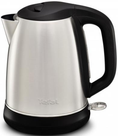 Чайник Tefal KI270D30 2400 Вт серебристый 1.7 л нержавеющая сталь