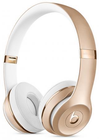 Наушники Apple Beats Solo3 золотистый MNER2ZE/A