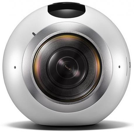 Купить Экшн-камера Samsung Gear 360 SM-C200N белый, Экстрим-камера