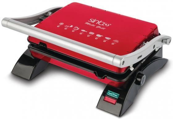 Электрогриль Sinbo SSM 2529 красный  электрогриль sinbo ssm 2529 красный