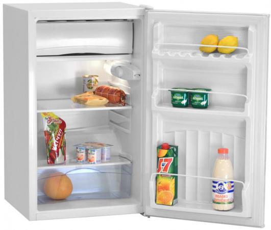 Холодильник Nord ДХ 403 012 белый холодильник nord дх 247 012