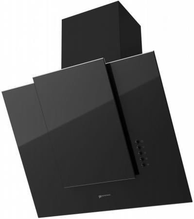 Вытяжка каминная Shindo Nori 60 B/BG черный вытяжка каминная shindo 60 b bg 4etc черный