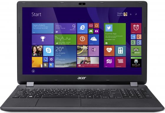 Ноутбук Acer Extensa EX2519-P0BD 15.6 1366x768 Intel Pentium-N3710 500 Gb 4Gb Intel HD Graphics 405 черный Windows 10 Home NX.EFAER.033 ноутбук lenovo ideapad 320 15iap 80xr002lrk intel pentium n4200 1 1 ghz 4096mb 500gb amd radeon r520m 2048mb wi fi bluetooth cam 15 6 1920x1080 windows 10 64 bit