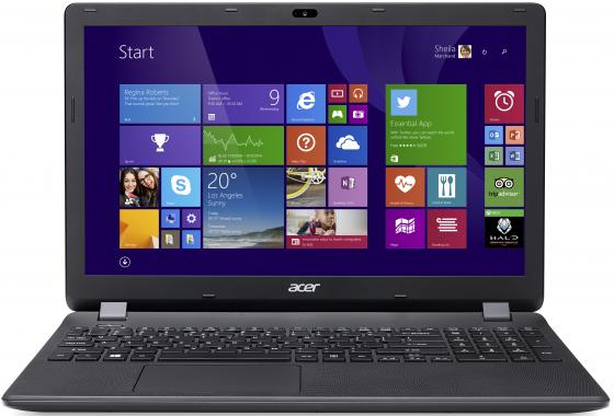 Ноутбук Acer Extensa EX2519-P79W 15.6 1366x768 Intel Pentium-N3710 500 Gb 4Gb Intel HD Graphics 400 черный Linux NX.EFAER.025 ноутбук dell vostro 3558 15 6 1366x768 intel pentium 3825u 500 gb 4gb intel hd graphics черный linux 3558 4483
