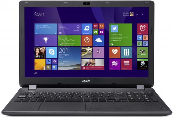 "Ноутбук Acer Extensa EX2519-P7VE 15.6"" 1366x768 Intel Pentium-N3710 500 Gb 2Gb Intel HD Graphics 405 черный Windows 10 Home NX.EFAER.032 цена и фото"